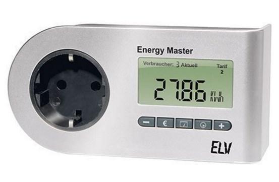 Energiekostenmessgerät Testbericht ELV