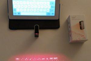 Laser Tastatur Epic
