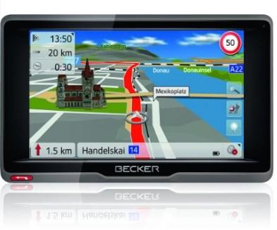 Navigationsgeräte Kaufempfehlung Becker