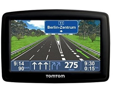 Navigationsgeräte Test Tomtom