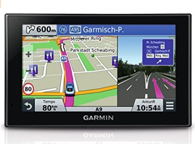 Navigationsgeräte Testbericht Garmin