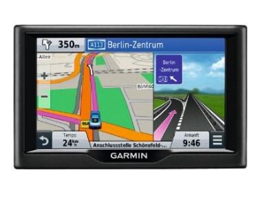 Navigationsgeräte Testsieger Garmin