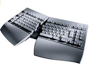 Ergonomische Tastatur Tests & Vergleich 2019