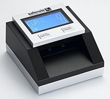 Geldscheinprüfgerät Test Easycount Safenote S2