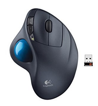 Trackball Test Logitech