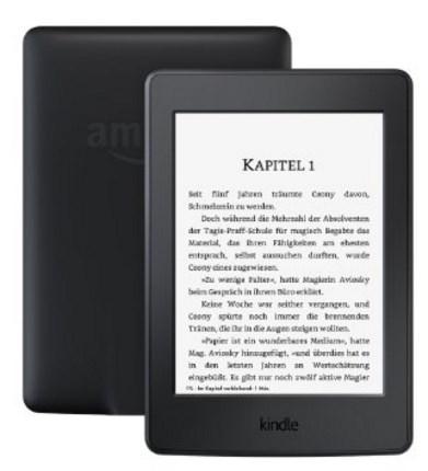 ebook reader tests vergleich 2018 kindle paperwhite. Black Bedroom Furniture Sets. Home Design Ideas