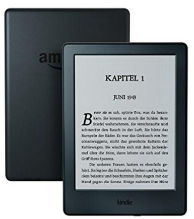 eBook Reader Testsieger Amazon