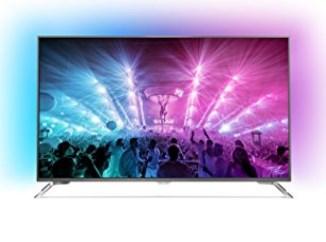 65 Zoll Fernseher Vergleich Philips