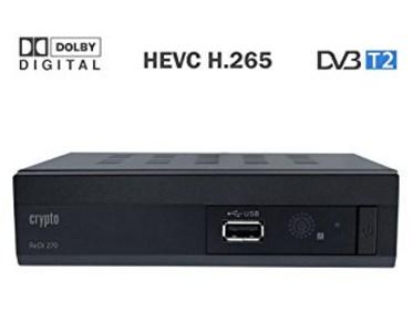 DVB-T Receiver kaufen Crypto