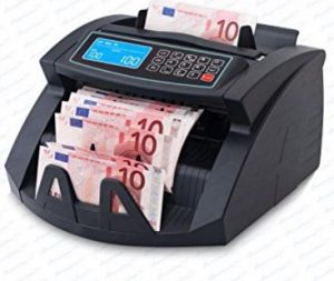 Geldzählmaschine Test & Vergleich 2019