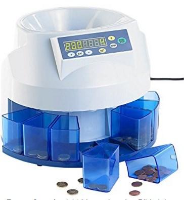 Geldzählmaschine Vergleich General Office