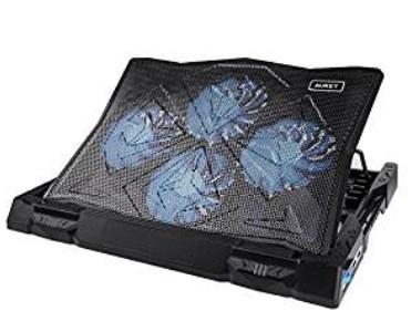 Laptop Kühler Test 2 AUKEY