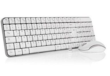 Tastatur-Maus-Set Test Jelly Comb