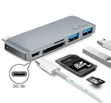 USB C Hub kaufen QacQoc