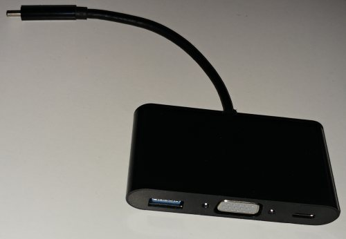 USB Typ C Hub Test