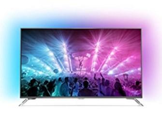 55 Zoll Fernseher Testsieger Philips