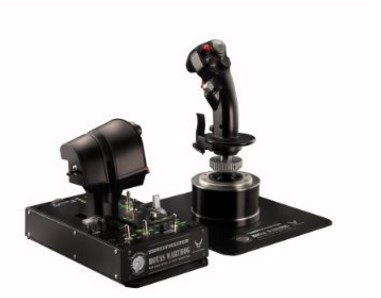 Joystick Test Thrustmaster
