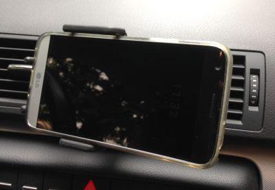 Smartphonehalterung Test