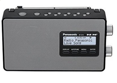 Digitalradio Radio Testbericht Panasonic
