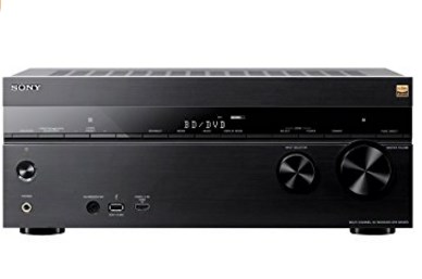 AV-Receiver Test Sony
