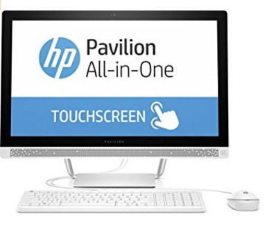 All-in-One-PC Test HP