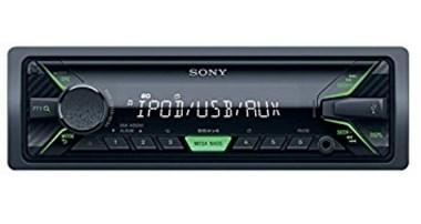 Autoradio Testbericht Sony