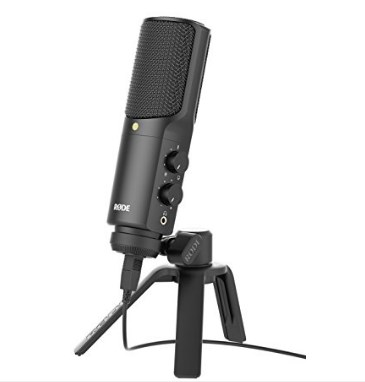 Kondensatormikrofon Test Rode Microphones
