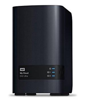 NAS Server Test 2 Western Digital