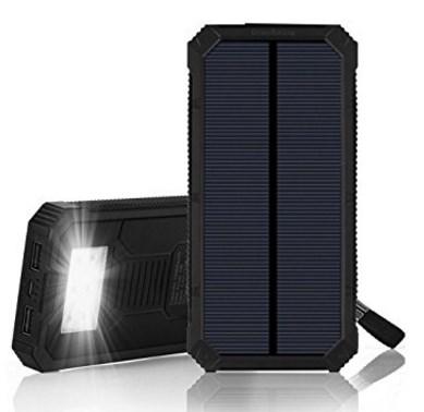 Solar Ladegerät Kaufempfehlung GRANDBEING