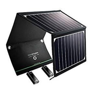 Solar Ladegerät Testsieger RAVPower