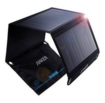 Solar Ladegerät Vergleich Anker