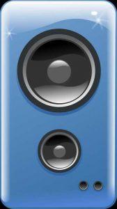 Lautstärke von Lautsprechern