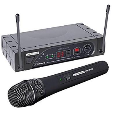 Funkmikrofon Test LD Systems
