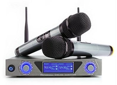 Funkmikrofon Testbericht Sumbay