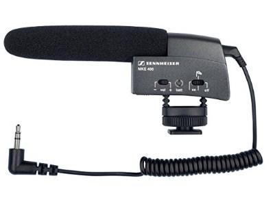 Kamera-Richtmikrofon Testbericht Sennheiser