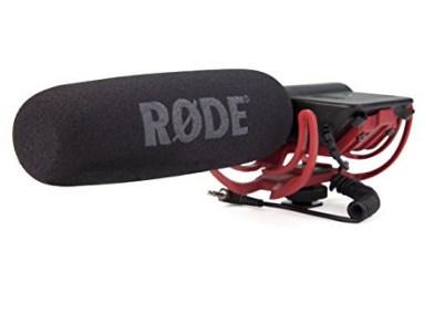 Kamera-Richtmikrofon Vergleich Rode Microphones