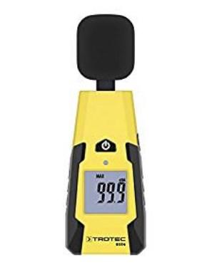 Schallpegelmessgerät Test TROTEC