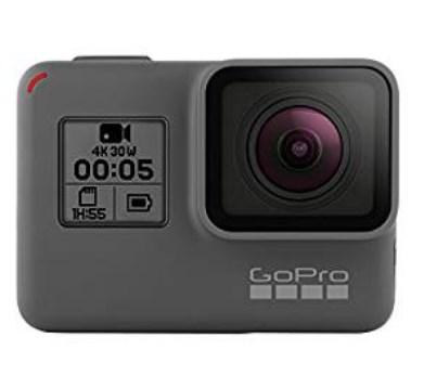 Action Cam Testsieger GoPro