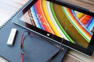 Tablet Passwort Test