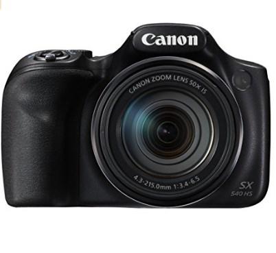 Bridgekamera Testbericht Canon