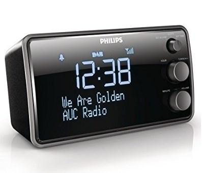 Radiowecker Vergleich Philips Audio