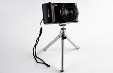 Stativ für Kompaktkamera