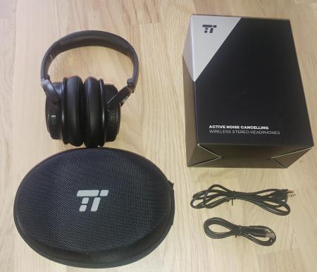 TaoTronics Bluetooth Kopfhörer Test