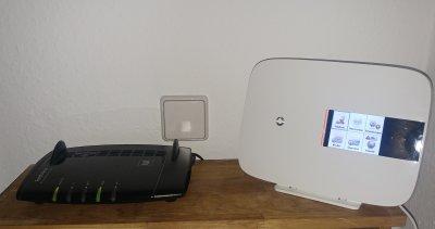 USB Festplatte an Router anschliessen fritzbox