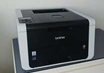 Brother HL-3152CDW Test