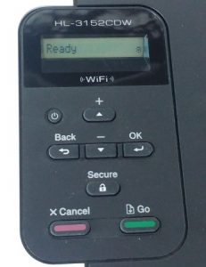 Display HL-3152CDW review
