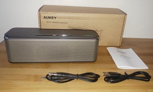 Aukey Bluetooth Lautsprecher Test